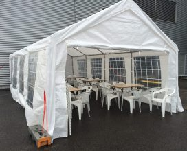 Partytent 8×4