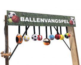 Ballen vangspel