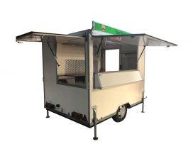 Hamburger Verkoopwagen