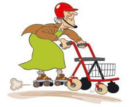 Rollator Race