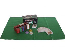 Texas Hold'Em Pokerset