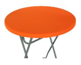 Statafel Topcover Oranje